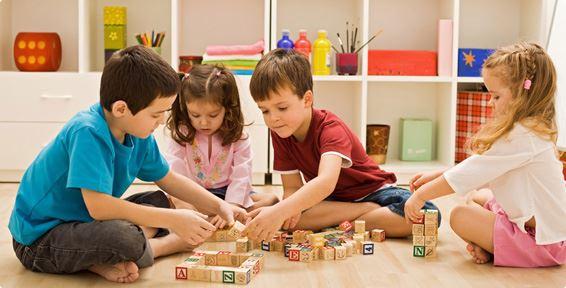 Giáo dục thể chất trẻ em độ tuổi tiểu học